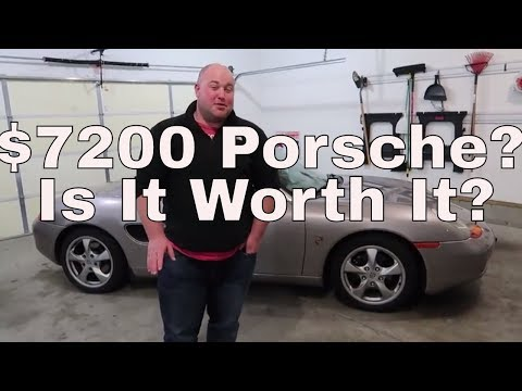 986 Porshce Boxster Review: Should You Buy One?