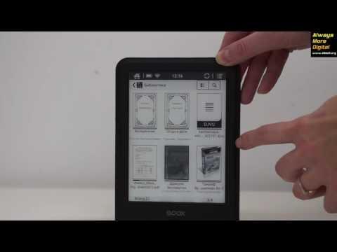 Onyx Boox Vasco da Gama: Скорость открытия разных форматов на электронной книге