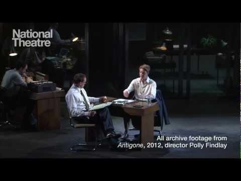 'Antigone': Haemon and Antigone