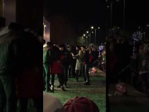 Под Волгоградом в Новый год произошла драка с участием Дедов Морозов