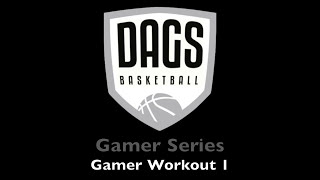 45 Minute FREE Basketball SCORING Workout | Workout 1
