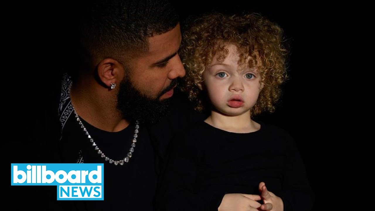 Drake's Photos of His Son Adonis Give Us the Hope We Need During the Pandemic | Billboard News