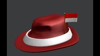 DAH INDONESIA HATS RELEASE!! ROBLOX!!