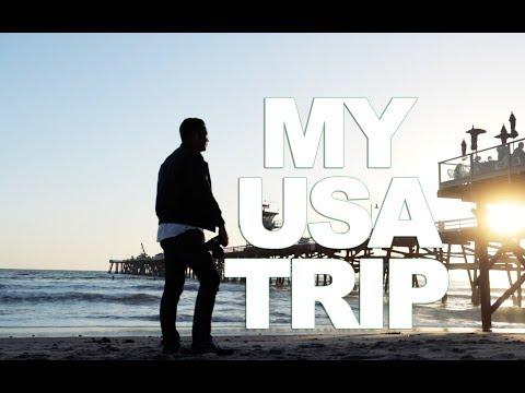 5 cities, 10 flights, 10 days - My USA trip