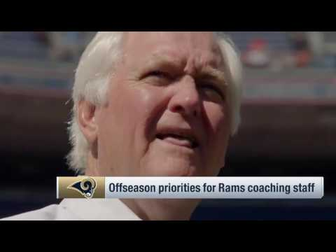 Omar Ruiz Rams focusing on Jared Goff s development   Feb 11, 2017