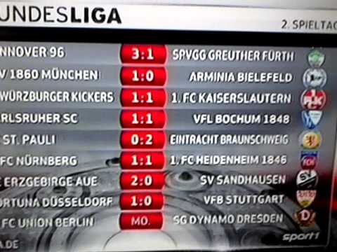 zweit bundesliga