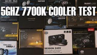 Best Cpu Cooler For I7 7700k Techspot Forums