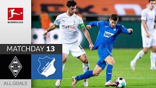 #bmgtsg | highlights from matchday 13!► sub now: https://redirect.bundesliga.com/_bwcs watch all goals of borussia mönchengladbach vs. tsg hoffenheim ma...