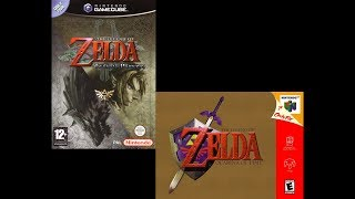 Chords For Hyrule Field Night Theme The Legend Of Zelda Twilight Princess Oot Soundfont