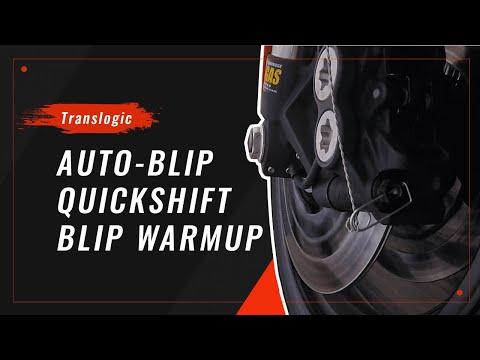 MotoBros - 2017 Yamaha R6 Translogic Auto-Blip Quickshift Blip Warmup