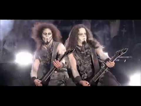 POWERWOLF - The Metal Mass Live (Kino Trailer) | Napalm Records