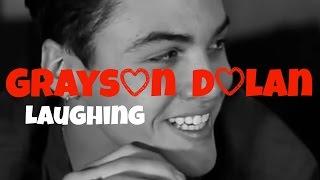 Grayson Dolan Laughing