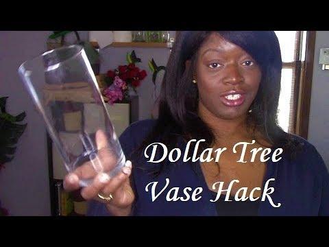 Simply Lavish at Home: Dollar Tree Vase Hack