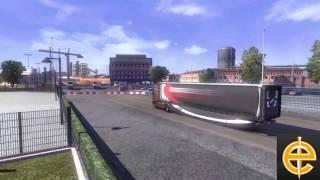Euro Truck Simulator 2 — трейлер специздания