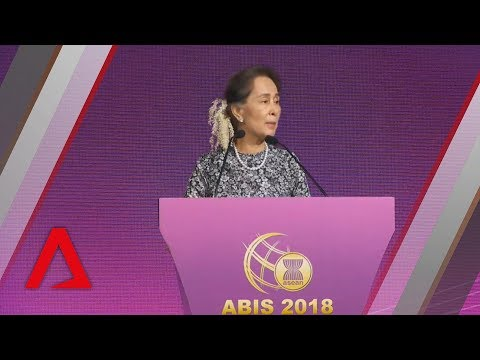 Aung San Suu Kyi calls on ASEAN to invest in Myanmar | Full speech