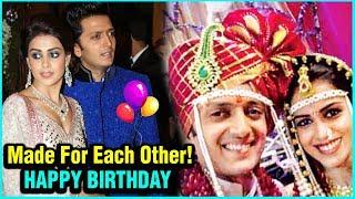 Riteish Deshmukh Birthday Special | अशी आहे रितेश जिनिलियाची प्रेमकहाणी | Mauli, Lay Bhari