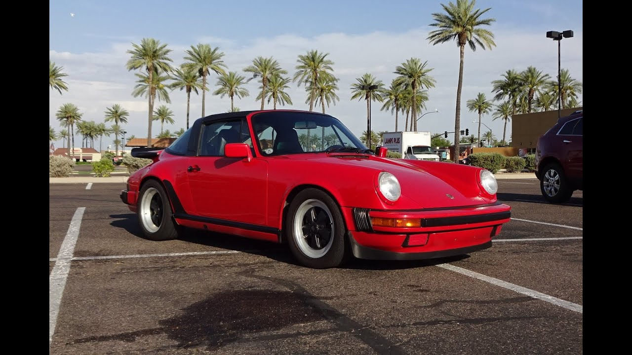 1989 porsche 911 carrera targa in red paint engine start up on my 1989 porsche 911 carrera targa in red paint engine start up on my car story with lou costabile publicscrutiny Choice Image