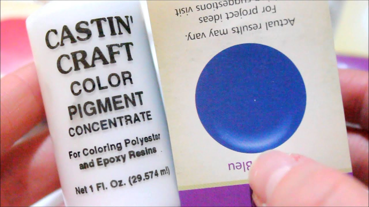 Sharing the craft 2 castin craft color pigment from beadaholique