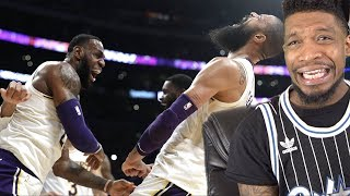 This is just embarrassing.. im EMBARRASSED BRO! LAKERS vs HAWKS HIGHLIGHTS