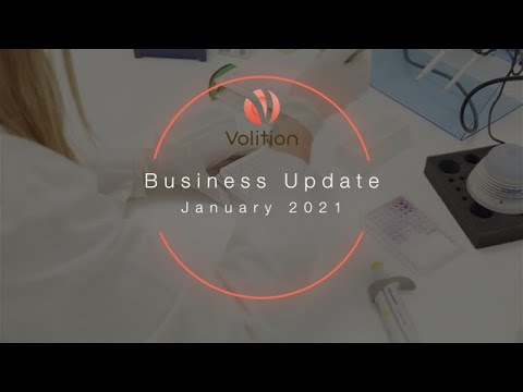 VolitionRx Provides a Business Update and Appoints Key Officers to Drive Commercialization Efforts