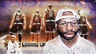 NBA 2K19 Funny Moments and Livestream Highlights - THAT TIMEOUT THOUGH