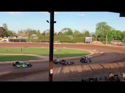 Plymouth Dirt Track Sport Modl Heats 5-25-2019