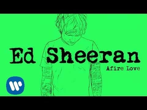 Thumbnail: Ed Sheeran - Afire Love [Official]