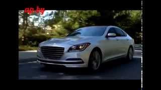 видео Новый Hyundai Genesis 2014-2015