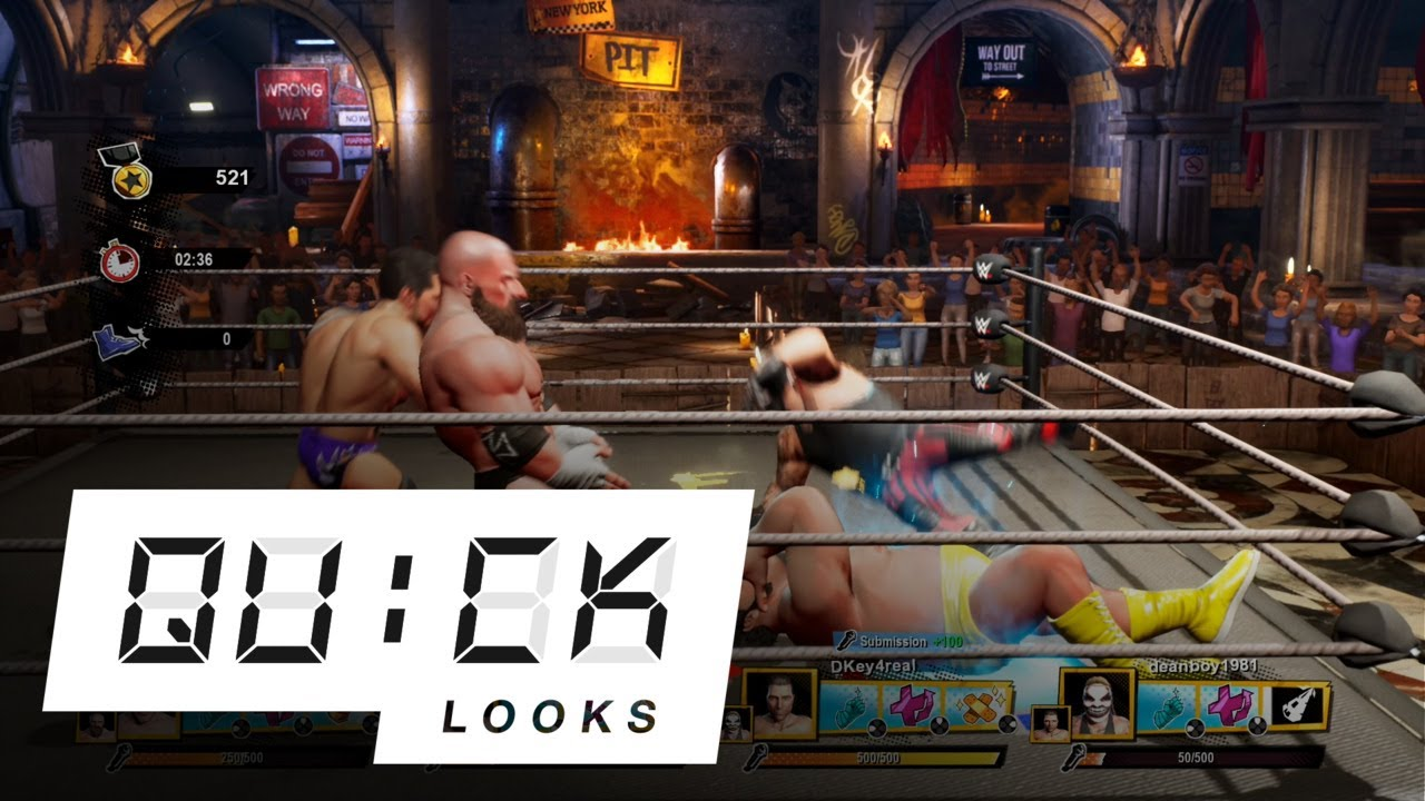 WWE 2K Battlegrounds: Quick Look