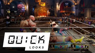 WWE 2K Battlegrounds: Quick Look (Video Game Video Review)
