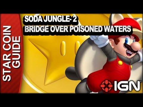 New Super Mario Bros U Blooper S Secret Lair All S