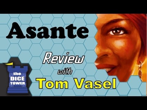 Asante Review - with Tom Vasel