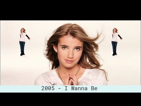 Emma Roberts - Music Evolution (2004-2012)