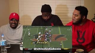 NFL Week 13 Primetime Game Highlight Commentary (Seahawks vs Eagles & Steelers vs Bengals)