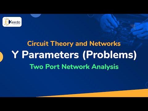 22.PARALLEL CONNECTION IN TWO PORT NETWORK ANALYSISиз YouTube · Длительность: 8 мин45 с