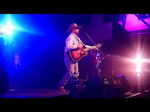 """Cody Johnson """"With You, I Am"""" Live"""