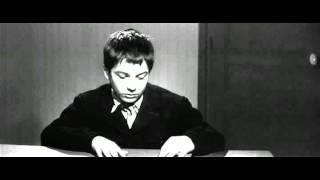 Truffaut - I 400 colpi - Scena colloquio con la psichiatra.