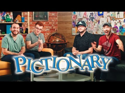 PICTIONARY CHALLENGE  (A GAME OF WAR!)