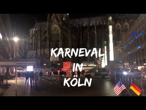Germans Know How To Party | My Night In Köln