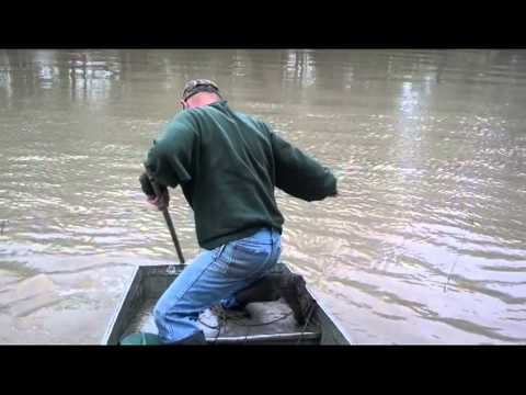 Fishing On The St. Francis River