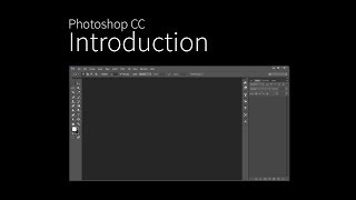 A Quick Introduction to Photoshop CC For Beginners