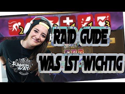 Team Building RAID /Fertigkeiten /RUNEN / Cleansers || Summoners War [Deutsch/German]