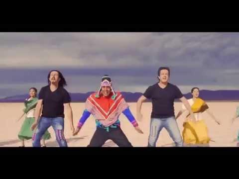 La Cantada - El Coya Dance - Video clip Official  - HD
