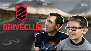 DRIVECLUB Gameplay - Cet enfant drift et se crash en Mercedes a 8ans ! Family Geek