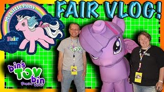My Little Pony Fair 2015 Vlog by Bin