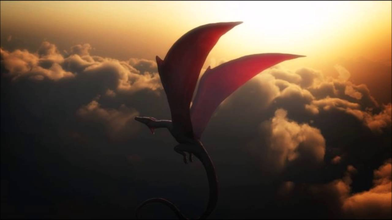 Flying Dragon: Let The Dragon Fly (with Lyrics)