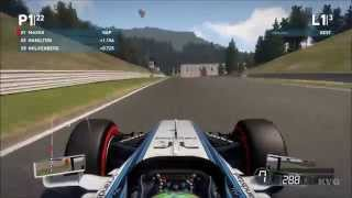 F1 2014 - Circuit Red Bull Ring-Spielberg | Austrian Grand Prix Gameplay (PC HD) [1080p]