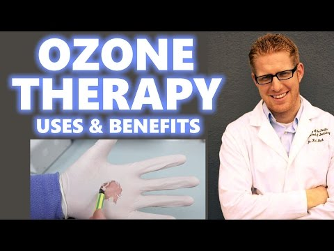 Ozone Therapy Benefits & Generator Machine Best to Buy. Medical Cancer Treatment at Home. Oil Water