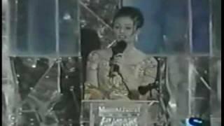 H Sridhar at Filmfare Awards '98 - Best Sound Recording (Satya)