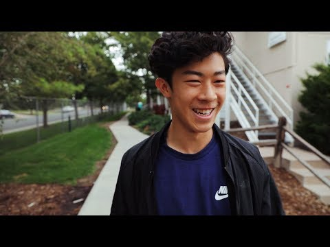 23 Questions with Nathan Chen